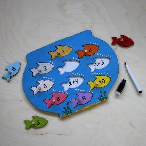 Смятане с рибки - Неща с душа